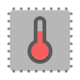 Thermal monitor icon
