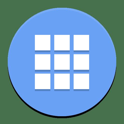 Chromium-app-list icon