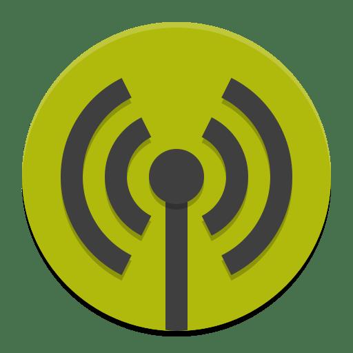 Fern wifi cracker Icon | Papirus Apps Iconset | Papirus