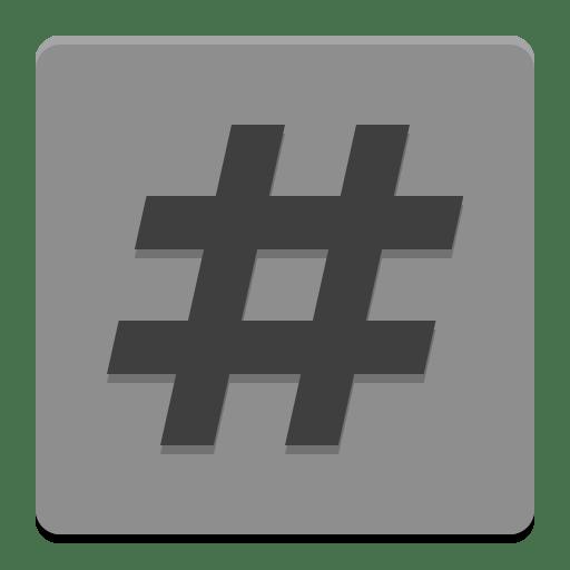 Github artemanufrij hashit icon