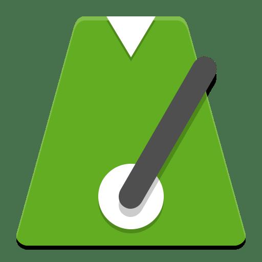 Github-artemanufrij-metronome icon
