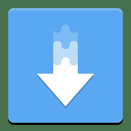 Github davidmhewitt torrential icon
