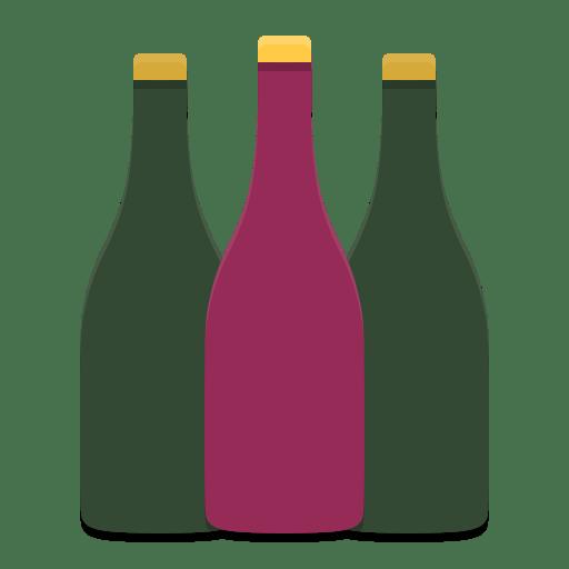 Github-mirkobrombin-bottles icon