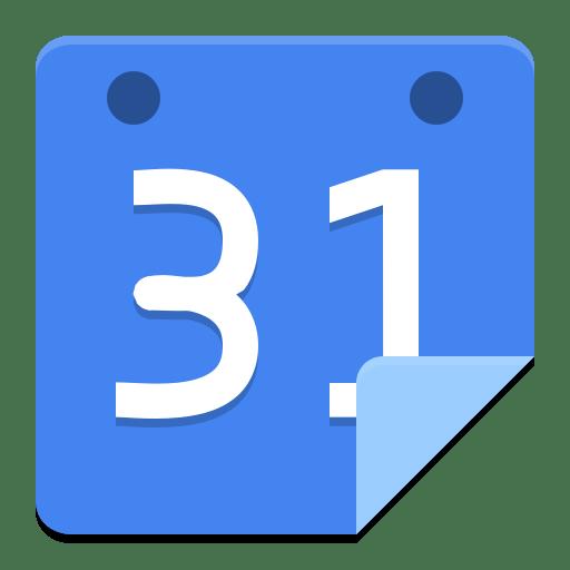 Google-agenda icon