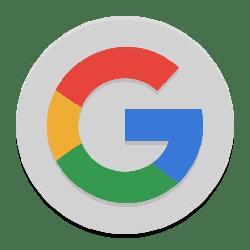 Google Icon | Papirus Apps Iconset | Papirus Development Team