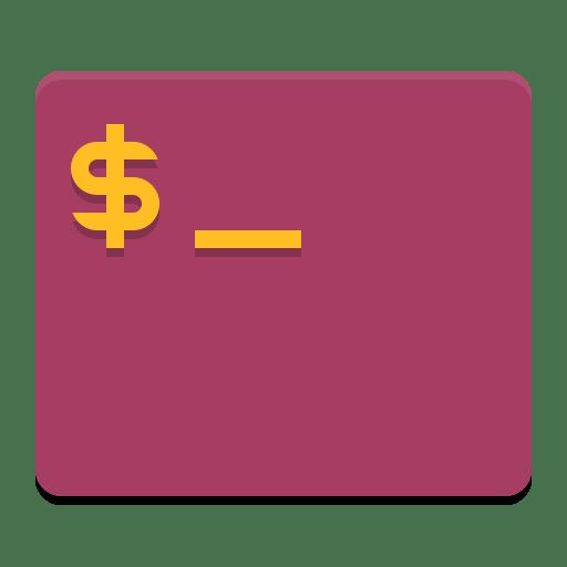 Goterminal icon