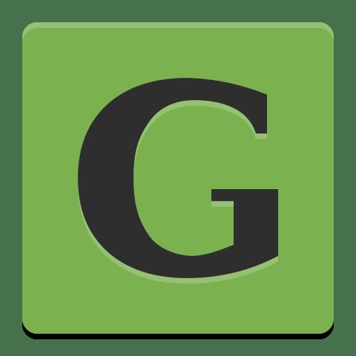 Gummi icon