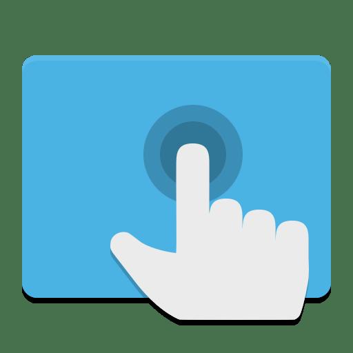 Libinput-gestures icon