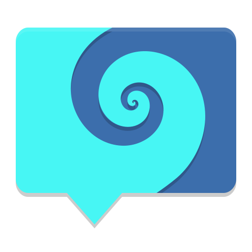 Org.gnome.Fractal icon