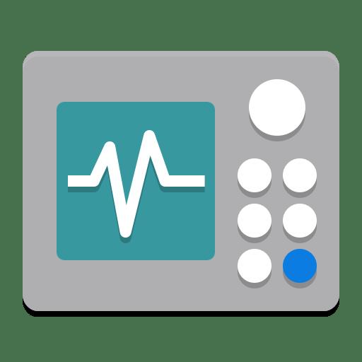Org.gnome.Usage icon