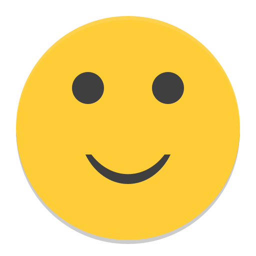 Preferences desktop emoticons icon