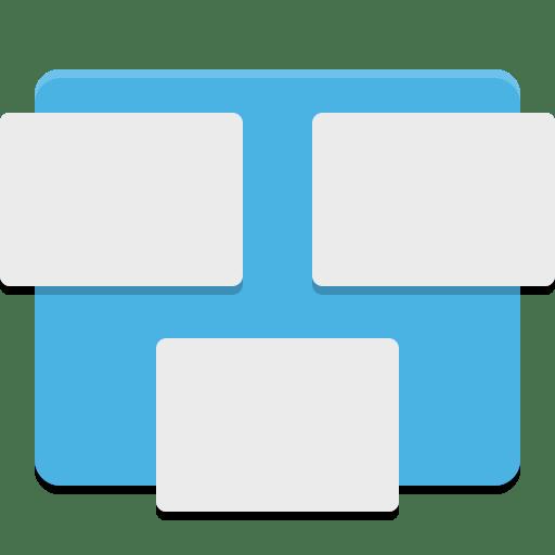 Preferences system windows move icon