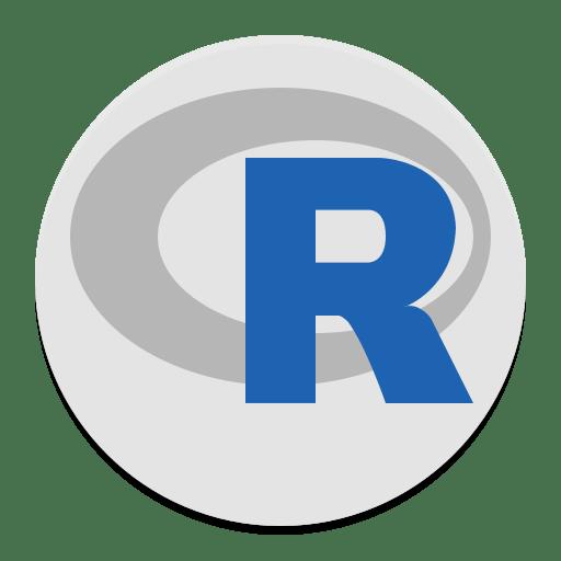 Rlogo icon icon
