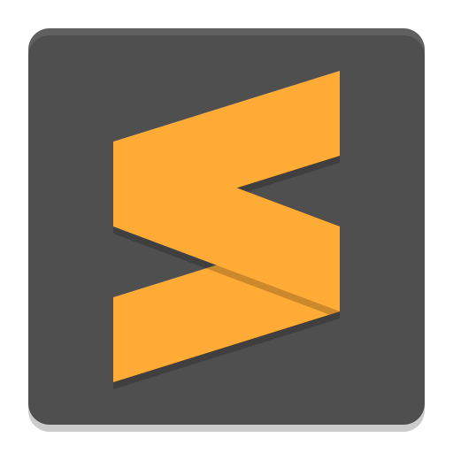 Sublime-text icon