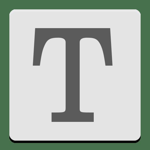 Typora icon