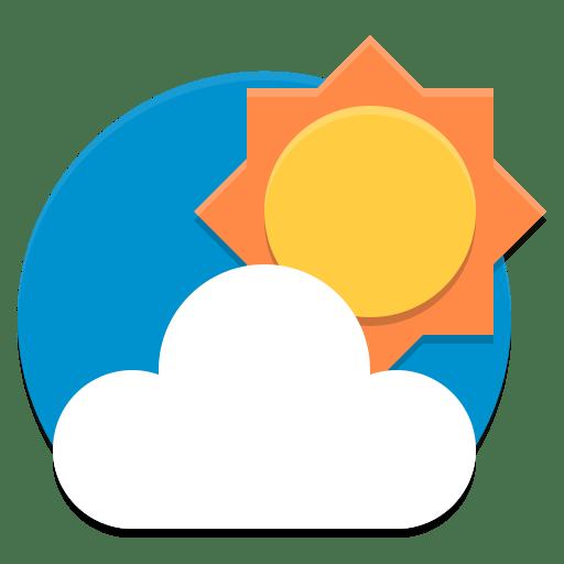 Weather Icon | Papirus Apps Iconset | Papirus Development Team