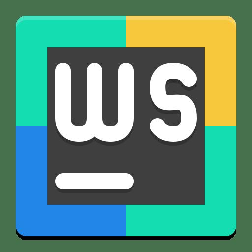 Webstorm icon