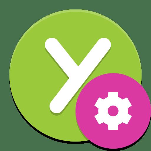 Yubikey personalization gui icon