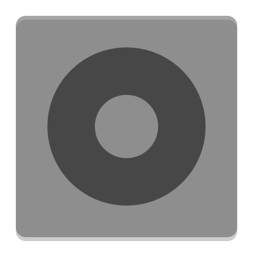 Drive-optical icon