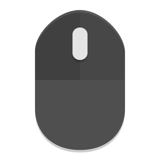 Input mouse icon