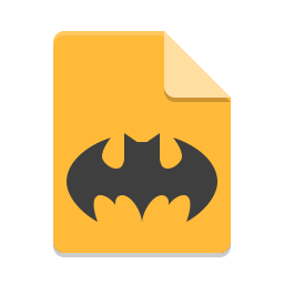 App vnd.comicbook plus zip icon