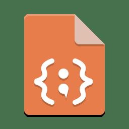 App x javascript icon