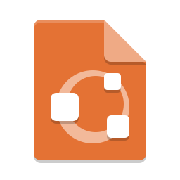 Text x octave icon