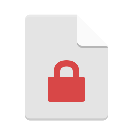 App-pgp-encrypted icon