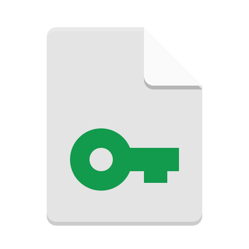 App-pgp-keys icon