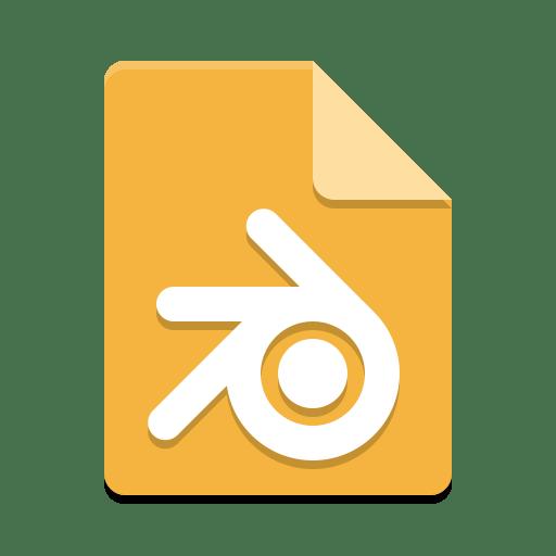 App-x-blender icon