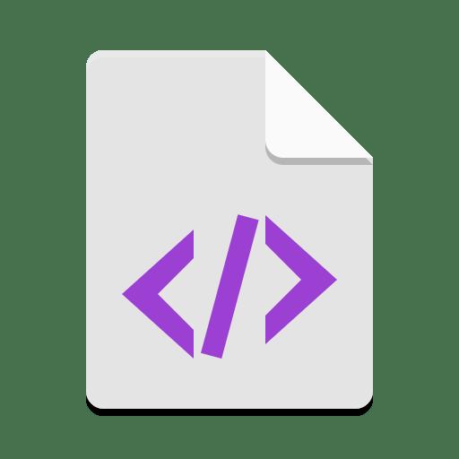App xml icon