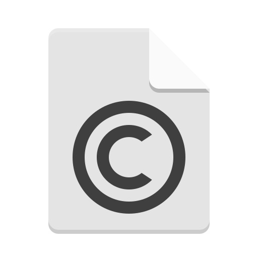 Text-x-copying icon