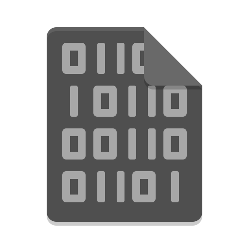 Text x hex icon
