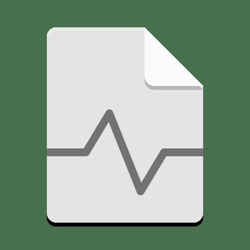 Text-x-log icon