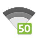 Nm signal 50 icon