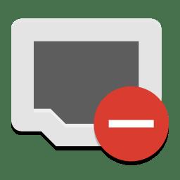 Network error icon