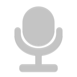 Notification microphone sensitivity high icon