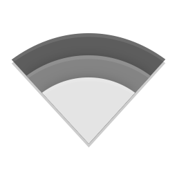 Notification network wireless icon
