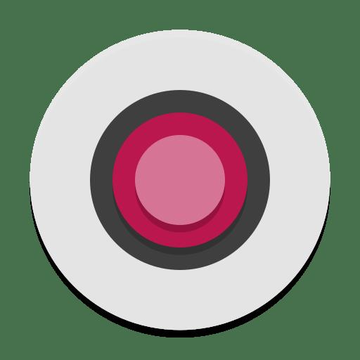 Camera on icon