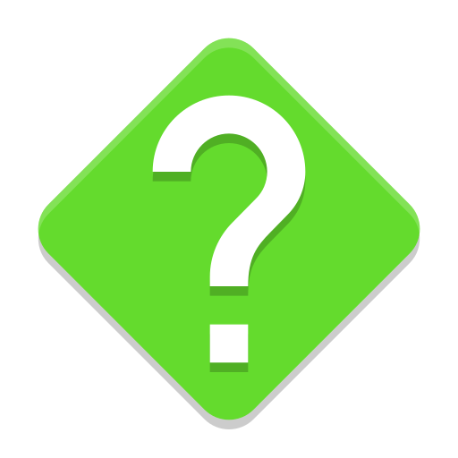 Dialog-question icon
