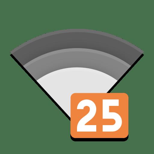 Nm-signal-25 icon