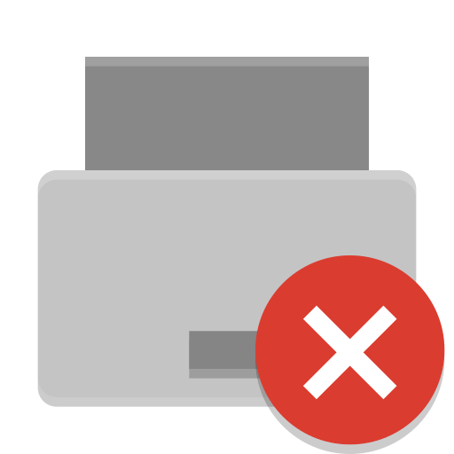Notification-gsm-disconnected icon