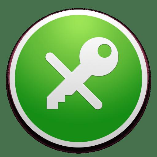KeepassX icon