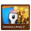 Delicious Library 2v1 icon