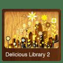 Delicious Library 2v2 icon