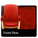 front row icon
