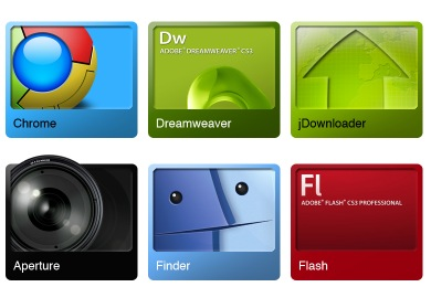 Quilook Apps Icons