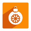 Christmas Bauble icon