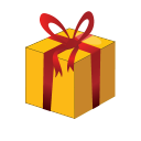 Christmas-Gift-Box icon