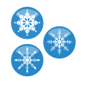 Christmas-Snow-Flakes icon